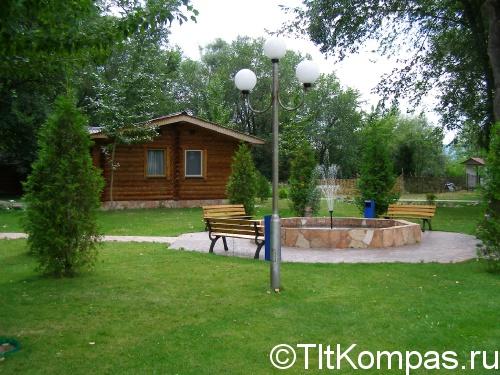 Энергетик база отдыха в самарской области турбаза